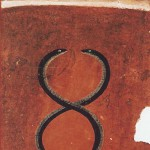 Intertwined Twin Kundalini Serpents