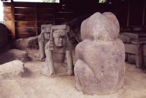 Olmec Twins & Jaguar
