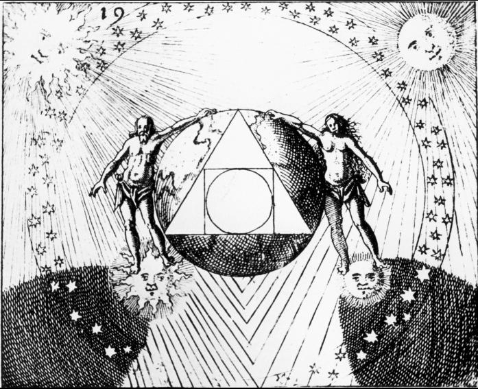 Squaring the Circle in Alchemy