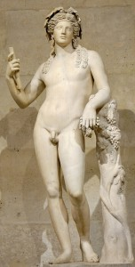 2nd century Roman statue of Dionysus