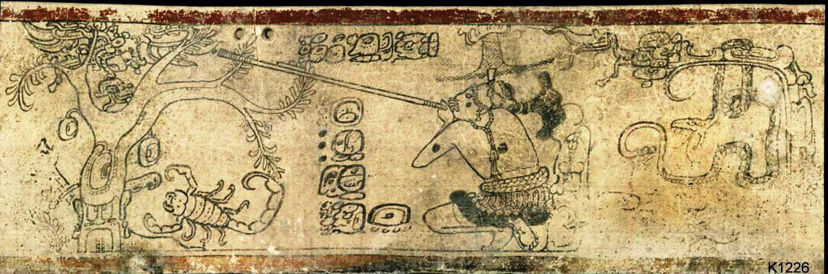 Hunahpu and Xbalanque